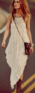 Stylish bohemian boho chic outfits style ideas 18