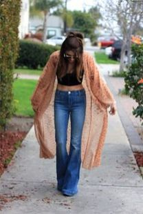 Stylish bohemian boho chic outfits style ideas 19