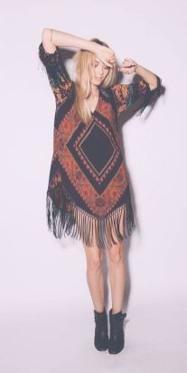 Stylish bohemian boho chic outfits style ideas 80
