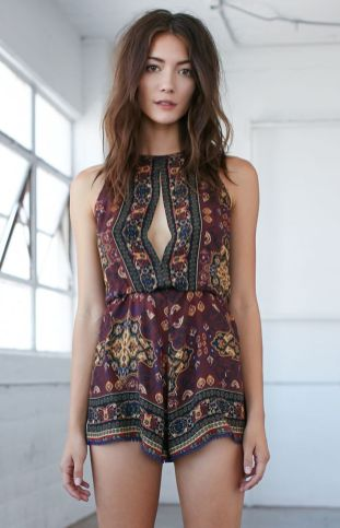 Stylish bohemian boho chic outfits style ideas 93