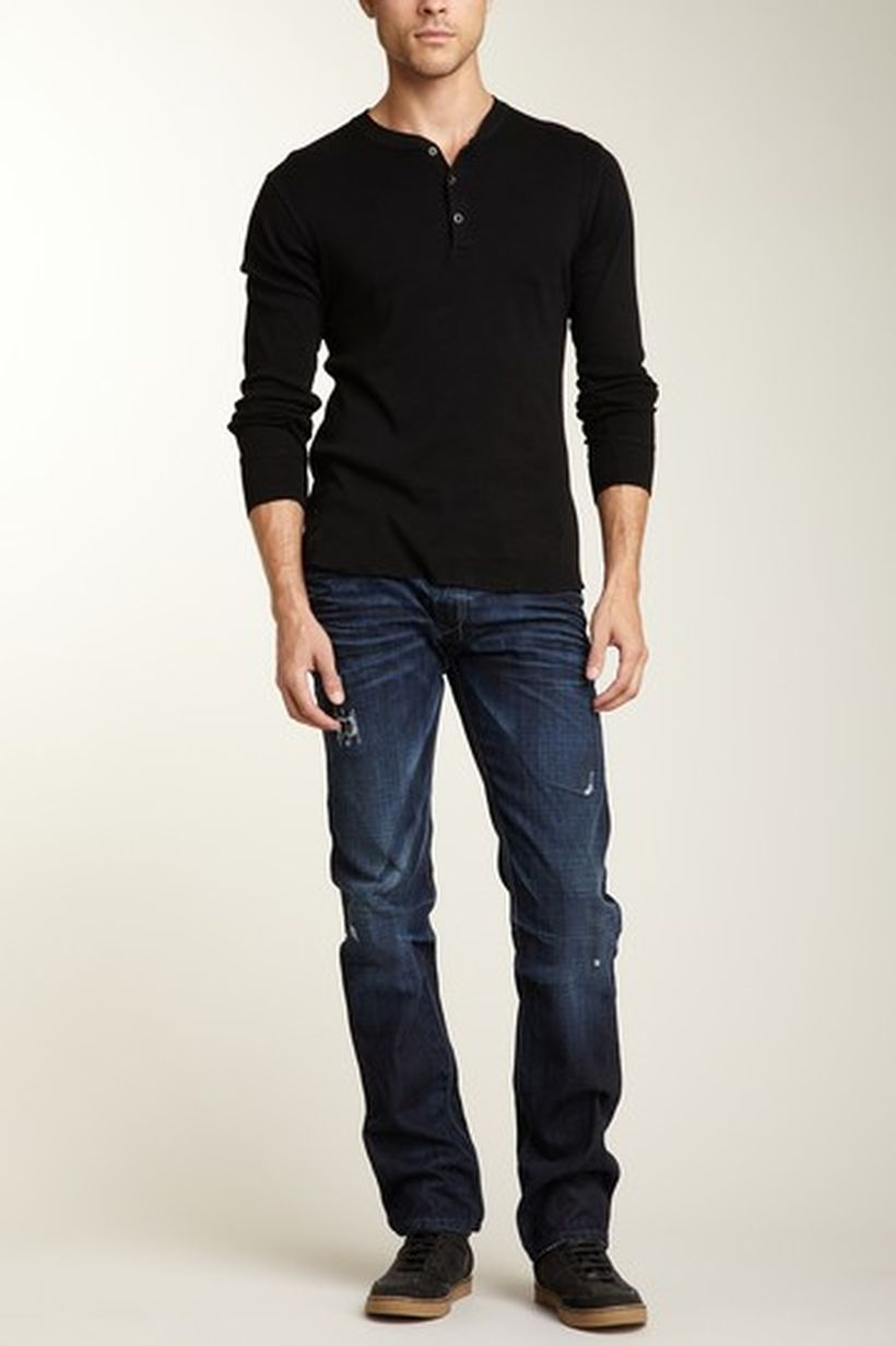 Stylish men's jeans outfits ideas in 2017 68