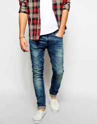 Stylish men's jeans outfits ideas in 2017 71