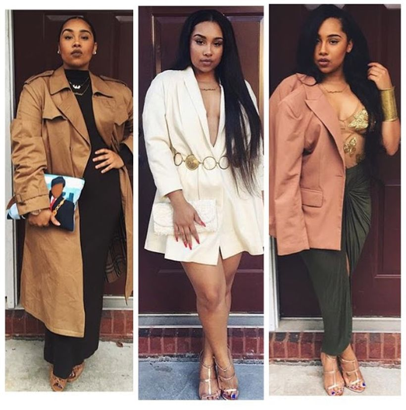 Stylish plus size outfits for winter 2017 13
