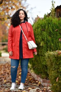 Stylish plus size outfits for winter 2017 2