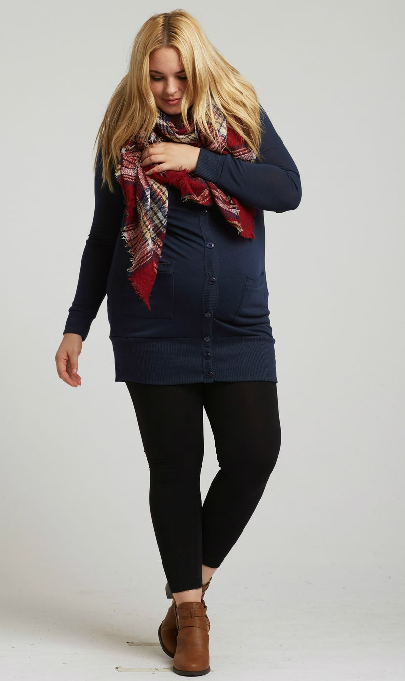 Stylish plus size outfits for winter 2017 55