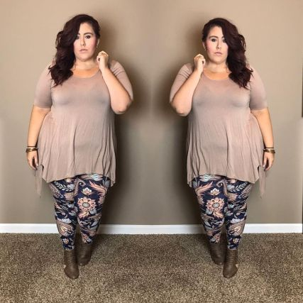 Stylish plus size outfits for winter 2017 61