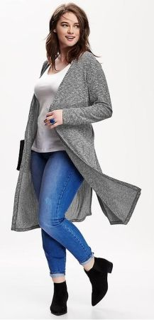 Stylish plus size outfits for winter 2017 67