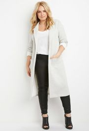 Stylish plus size outfits for winter 2017 90