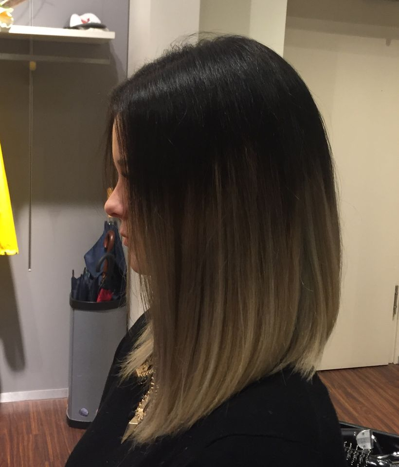 Trendy ombre hair coloring that must you try 13