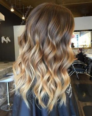 Trendy ombre hair coloring that must you try 15