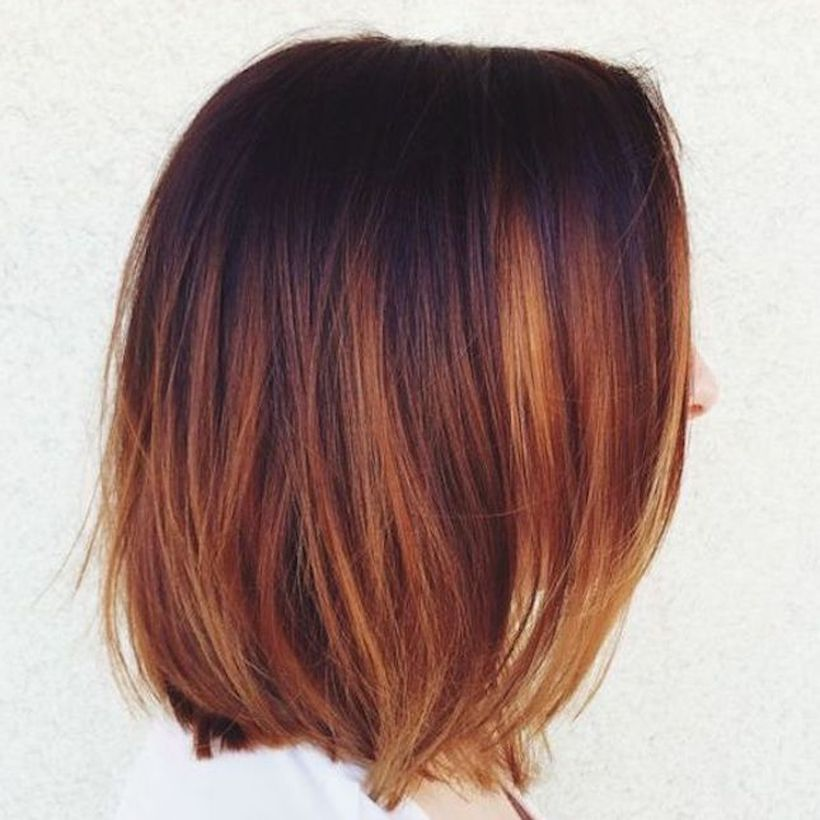 Trendy ombre hair coloring that must you try 33