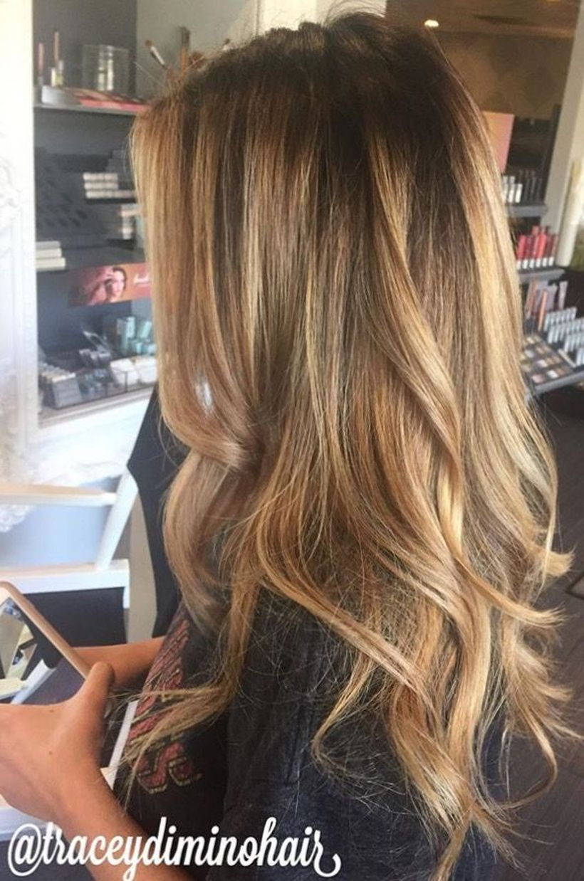 Trendy ombre hair coloring that must you try 57