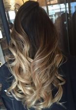 Trendy ombre hair coloring that must you try 8