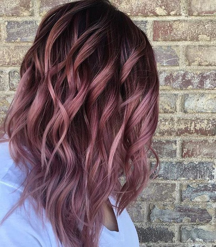 Trendy ombre hair coloring that must you try 9
