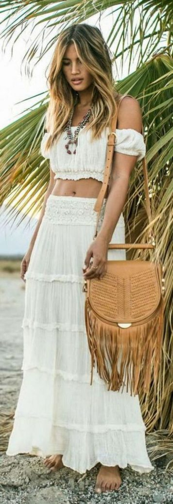 Vintage chic fashion outfits ideas 13