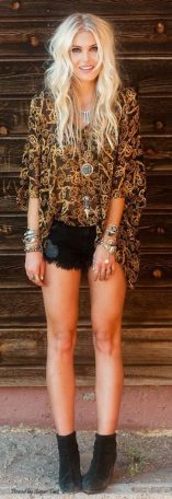 Vintage chic fashion outfits ideas 19