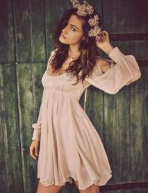 Vintage chic fashion outfits ideas 37