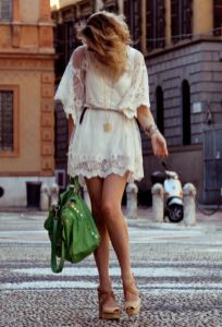 Vintage chic fashion outfits ideas 67