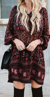 Vintage chic fashion outfits ideas 69