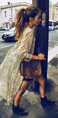 Vintage chic fashion outfits ideas 82