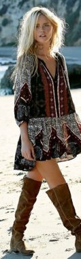 Vintage chic fashion outfits ideas 95