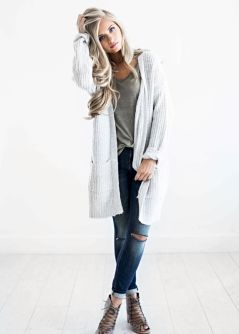 Cardigan outfit 08
