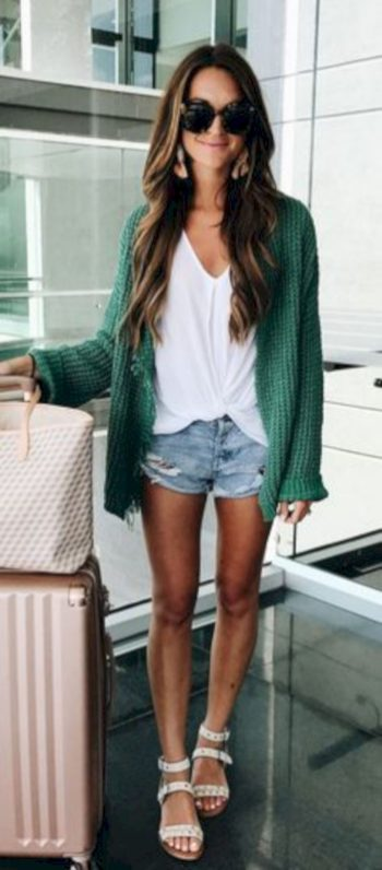 Cardigan outfit 13