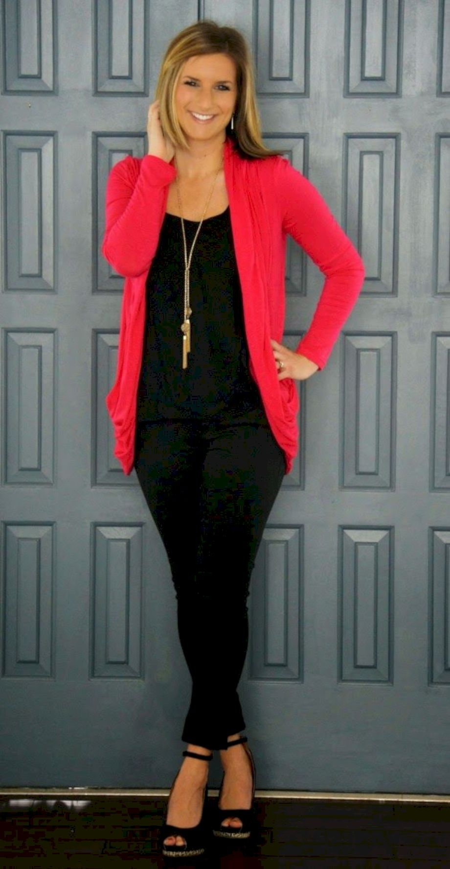 Cardigan outfit 22