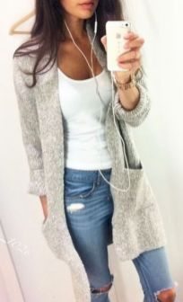 Cardigan outfit 24
