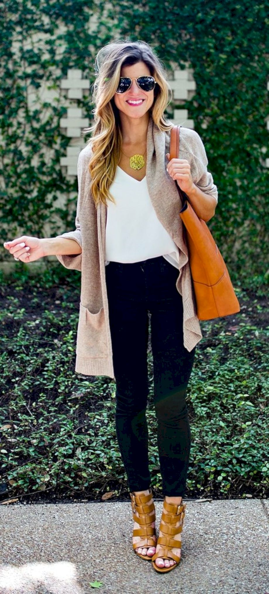 Cardigan outfit 26