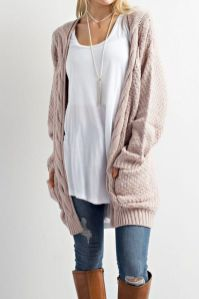 Cardigan outfit 34