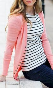 Cardigan outfit 54