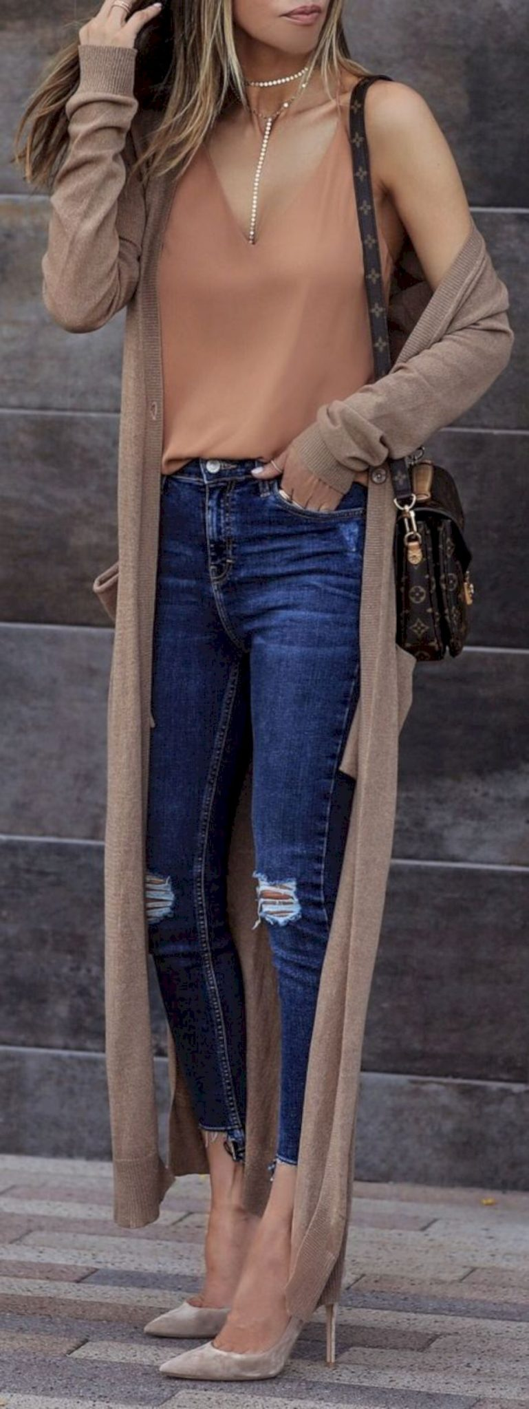 Cardigan outfit 56