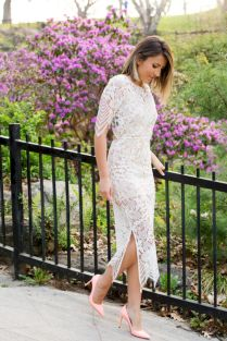 Formal midi dresses outfits 06