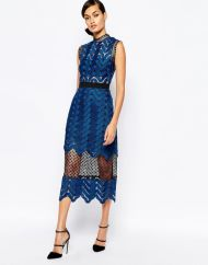 Formal midi dresses outfits 55