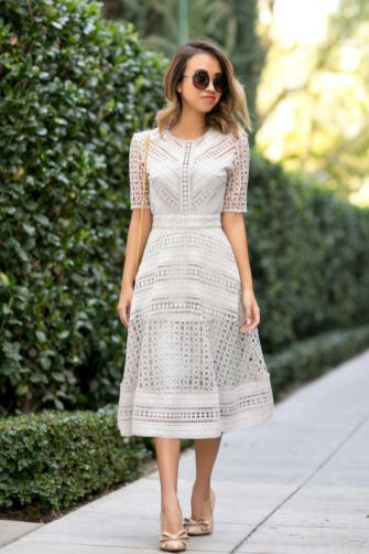 Formal midi dresses outfits 71