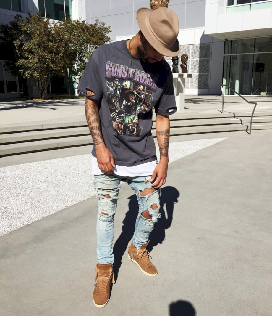 Ripped jeans for men 02