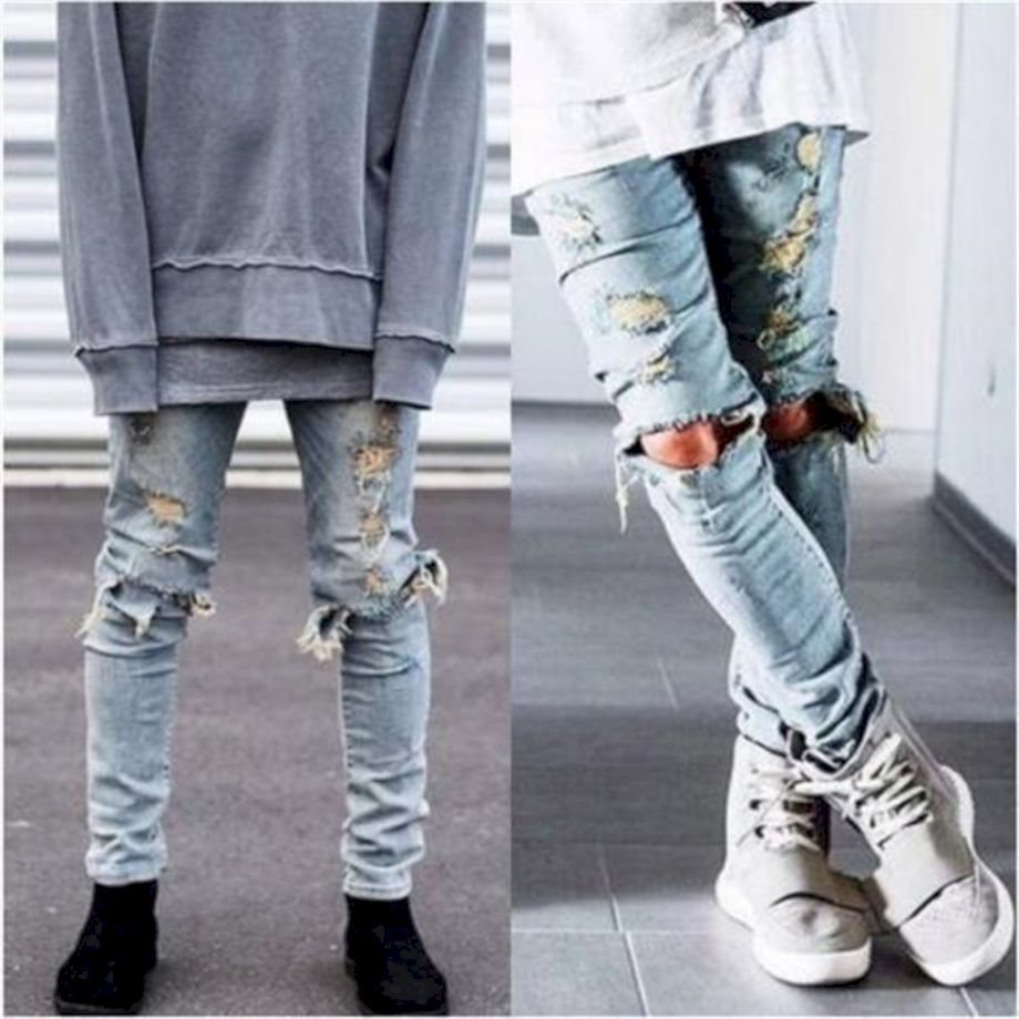 Ripped jeans for men 18