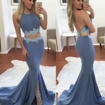 Two pieces dress that make you look fabulous 21