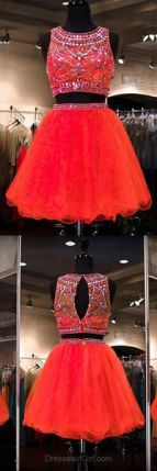 Two pieces dress that make you look fabulous 32