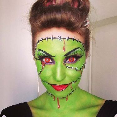 Expert halloween makeup gallery 11