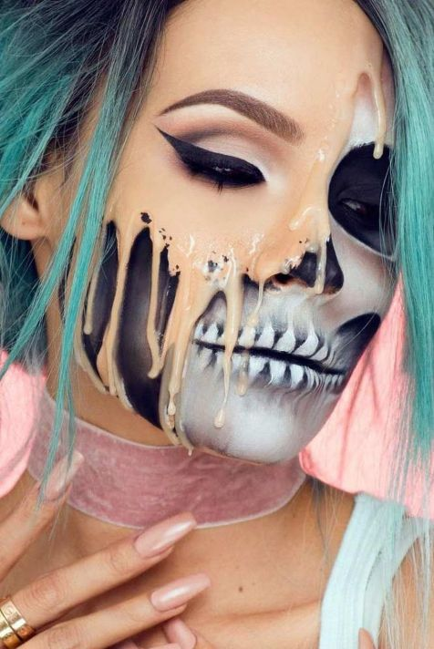 Expert halloween makeup gallery 4
