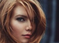 Haircolor style for winter and fall