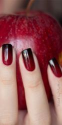 Halloween nails that you must try at halloween party 11