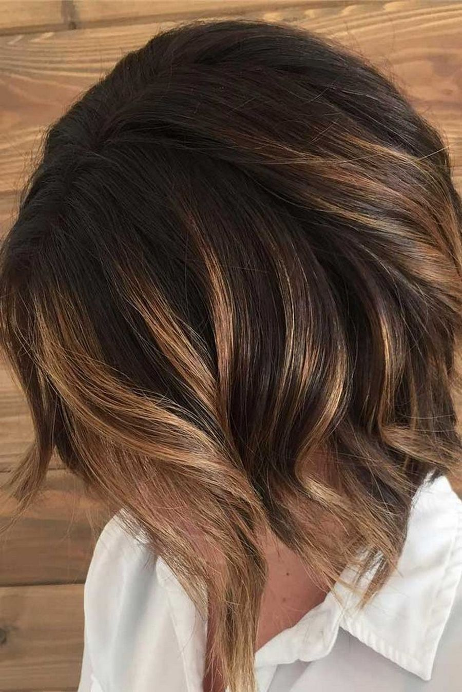 Inspiring haircolor style for winter and fall 20