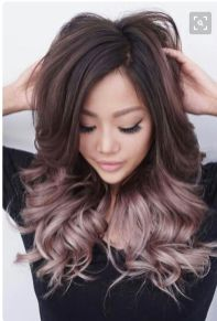 Inspiring haircolor style for winter and fall 3
