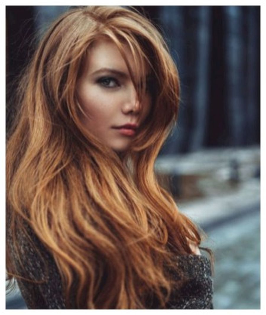 Inspiring haircolor style for winter and fall 33
