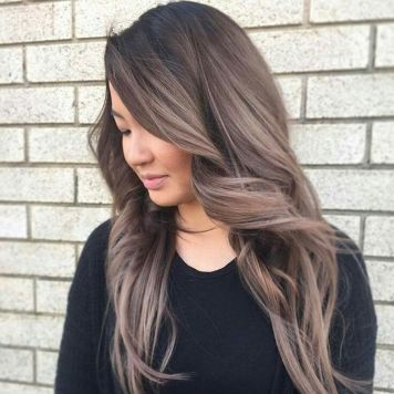 Inspiring haircolor style for winter and fall 42
