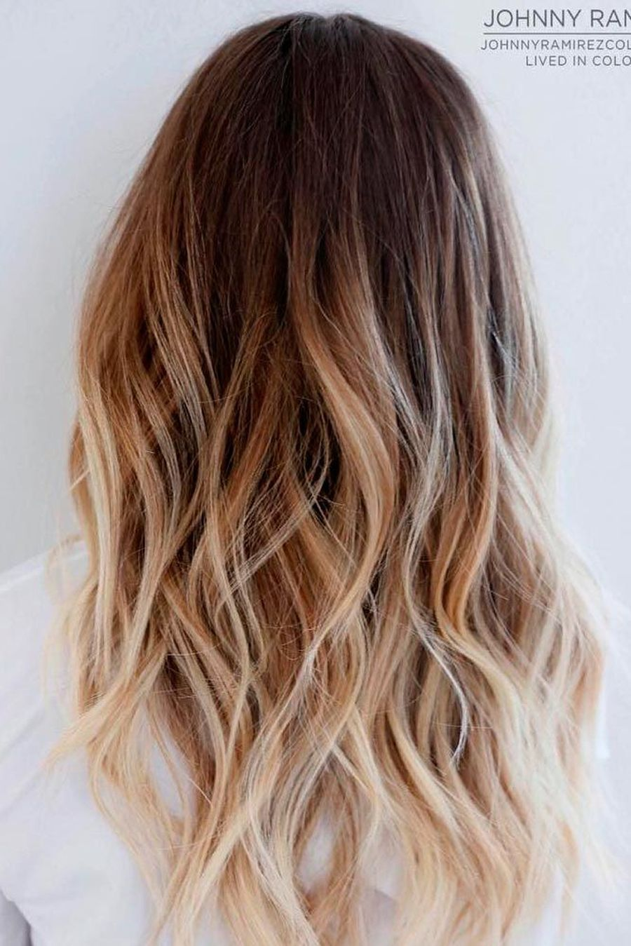 Inspiring haircolor style for winter and fall 59