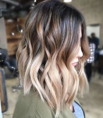 Inspiring haircolor style for winter and fall 65